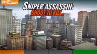 getlinkyoutube.com-Unlimited GEMS, COINS and ENERGY on Sniper 3D Assassin: Shoot to kill!