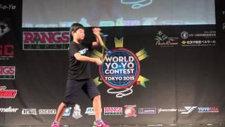 getlinkyoutube.com-2015World 3A Final 01 Hajime Miura