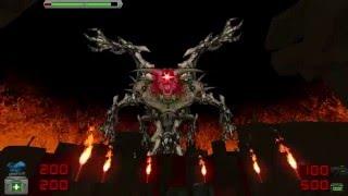 getlinkyoutube.com-Brutal Doom: Hell on Earth (v20b) - Final Boss [Ultra-Violence]