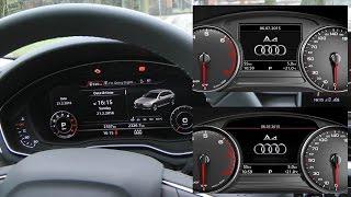 getlinkyoutube.com-Audi A4 Avant 2016 - Options