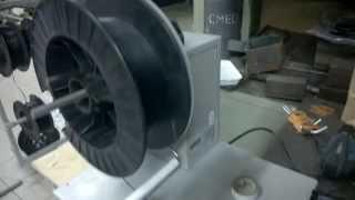 getlinkyoutube.com-Эксперементальный экструдер для изготовления нити 1.75мм для 3д принтера