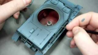 getlinkyoutube.com-Colour Modulation Part 1: Airbrushing Basecoats