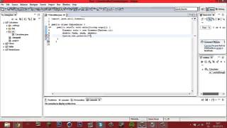 (Java) How to make a very basic calculator in Eclipse