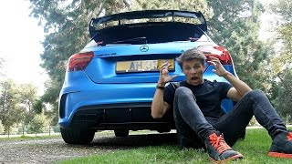 5 Things I HATE About My Mercedes A45 AMG!!