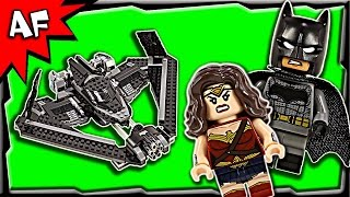Lego Batman V Superman Heroes of Justice: Sky High Battle 76046 Stop Motion Build Review