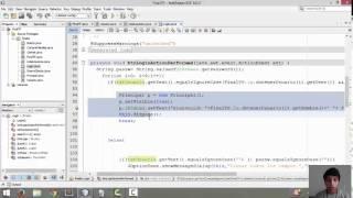 getlinkyoutube.com-Sistema de alquiler de Videos (Java - Netbeans) - Kevin Espejo