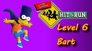 getlinkyoutube.com-PS2 - Let's Play The Simpsons Hit and Run: Level 6 (Bart) 100% complete (PAL - With Commentary)