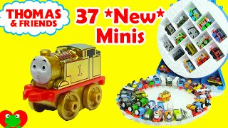 getlinkyoutube.com-37+ Thomas and Friends Mini Train Collectibles in Blind Bags
