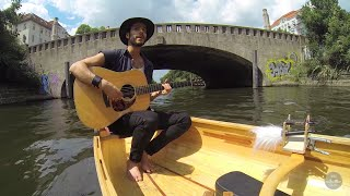"getlinkyoutube.com-Ray Mann, ""So Long Farewell"" - canoe concerts #11"