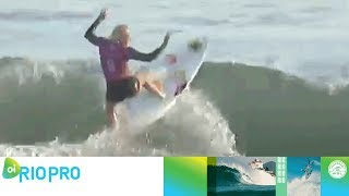 Weston-Webb vs. Defay vs. Andrew - Round One, Heat 6 - Oi Rio Women's Pro 2018