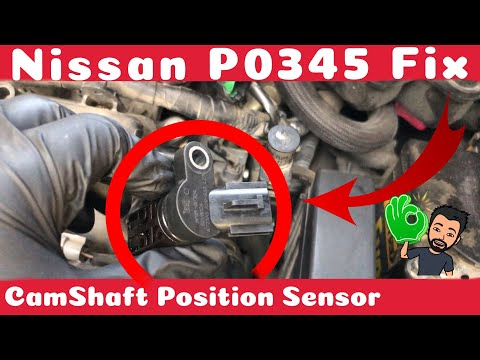 How To Replace CamShaft Position Sensor on Nissan Quest 2004–2009