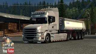 getlinkyoutube.com-[ETS2 v1.24] Scania T Mod v1.8.2 + Cabin DLC