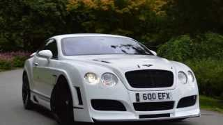 getlinkyoutube.com-Xclusive Customz - Bentley Continental GT Conversion