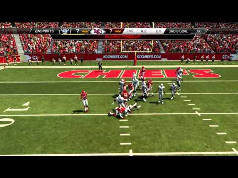 Madden 25 :: XBOX ONE Gameplay :: Been A While - Raiders Vs. Chiefs - Online Gameplay XboxOne