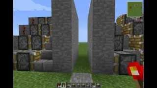 getlinkyoutube.com-minecraft บันไดลับ[วิธีสร้าง]