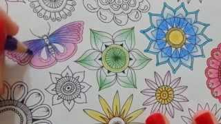 getlinkyoutube.com-Secret Garden Coloring Book (Page 11)
