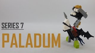 LEGO Mixels SERIES 7 - 41559 Paladum! See description!