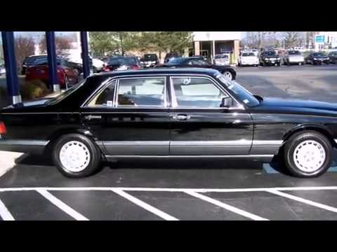 1990 mercedes 560sel problems online manuals and repair for Mercedes benz repair duluth ga