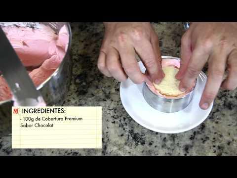 Passo a Passo - Pó para Preparo de Sobremesas (Limão. Morango e Maracujá)