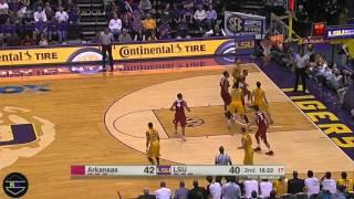 getlinkyoutube.com-Ben Simmons Highlights vs Arkansas