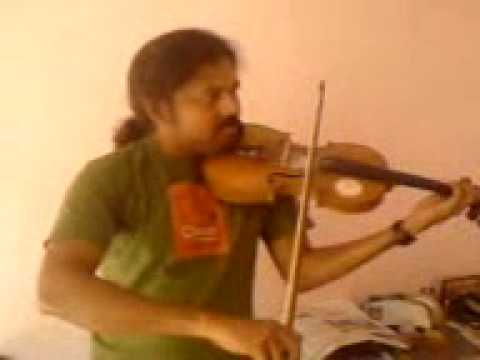 indian violin retheesh