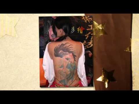 Meerjungfrau Tattoovorlagen