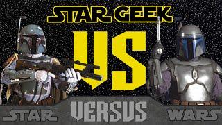 getlinkyoutube.com-Star Wars VERSUS - Boba Fett VS. Jango Fett - Episode 03 - Star Geek