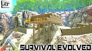 getlinkyoutube.com-ARK: Survival Evolved - BASE BUILDING AND IRRIGATION! E25 ( Gameplay )