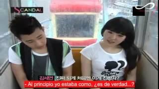 getlinkyoutube.com-[Sub Español] INFINITE Mnet Scandal Cap 1 (3/3)
