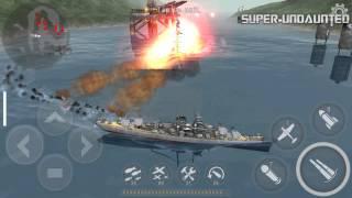 getlinkyoutube.com-[WARSHIP BATTLE] Episode 8 Mission 1 - Penetrate