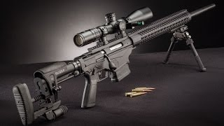 getlinkyoutube.com-Ruger Precision Rifle 308 Range Time