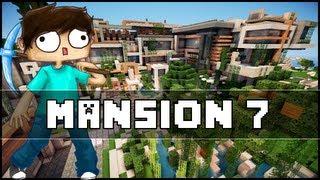 getlinkyoutube.com-Minecraft - Mansion 7
