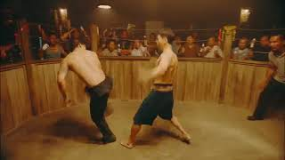 Iko Uwais Vs Tony Jaa - Triple Threat