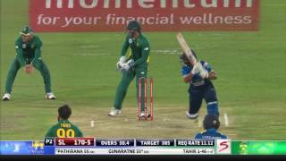 South Africa vs Sri Lanka - 5th OD