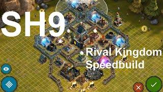 getlinkyoutube.com-Rival Kingdoms Speedbuild SH 9 Base Design | KineKGaming