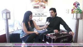 Sumeet Tappoo Talks to Desi TV Australia