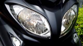 getlinkyoutube.com-スカイウェイブ650LX 試乗インプレッション エンジン音 マフラー音