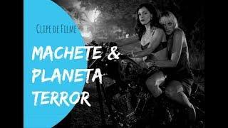 getlinkyoutube.com-Black Veil Brides - Revelations | Versão Filme: Machete/Planeta Terror