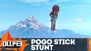 getlinkyoutube.com-ULTIMATE POGO STICK JUMP?! (Just Cause 3 Gameplay!)