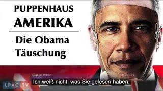 getlinkyoutube.com-Puppenhaus Amerika - Die Obama Täuschung // Doku 2015