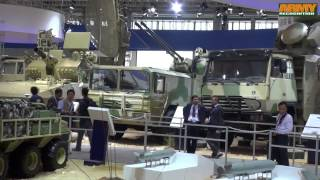 getlinkyoutube.com-China Norinco wide range high-tech military equipment combat vehicles AirShow China 2014
