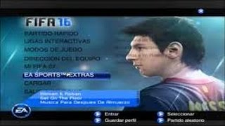 getlinkyoutube.com-Como Actualizar FIFA07 Al 2016 Y MAS  gameplay