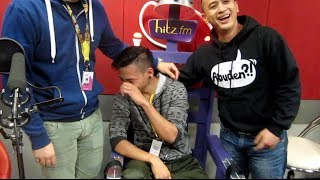 getlinkyoutube.com-Shawn Lee CRIES on HITZ ELECTRIC CHAIR
