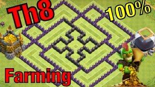 getlinkyoutube.com-TH8 farming base::{speed build}100%PROTECTION : OP....1080P HD