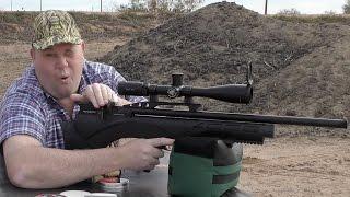 getlinkyoutube.com-.303 Pellet Gun, WIMPS don't LOOK.
