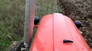getlinkyoutube.com-IMT 533 Oranje bez vozaca