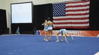 getlinkyoutube.com-2016 USA ACRO National Competition
