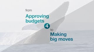 Unlocking Strategy - Approving Budgets