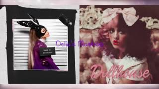 "getlinkyoutube.com-[Read The Description] ""Moonlight"" vs. ""Dollhouse"" - Ariana Grande vs. Melanie Martinez (Mashup!)"
