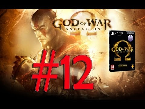 God of war ascension Capitulo 12 La camara del oraculo